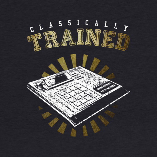 Classically Trained Akai MPC3000 T-shirt