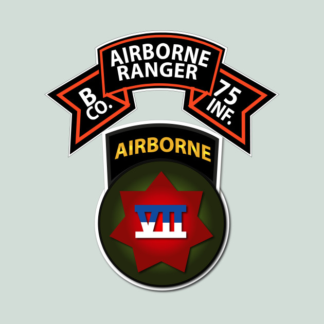 B Co 75th Ranger Vii Corps Airborne B Co 75th Ranger Vii Corps