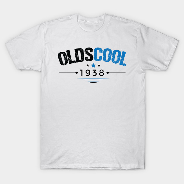 80th Birthday Gift Idea T Shirt