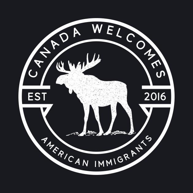 Canada Welcomes American Immigrants