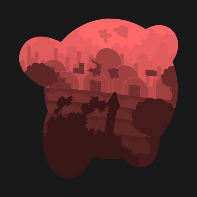 Kirby Silo T-Shirt