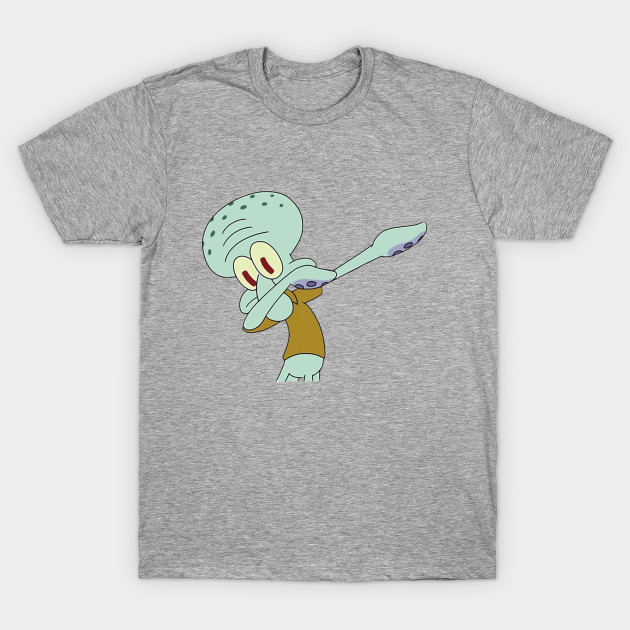 f388c3323ac Squidward dab - Squidward - T-Shirt