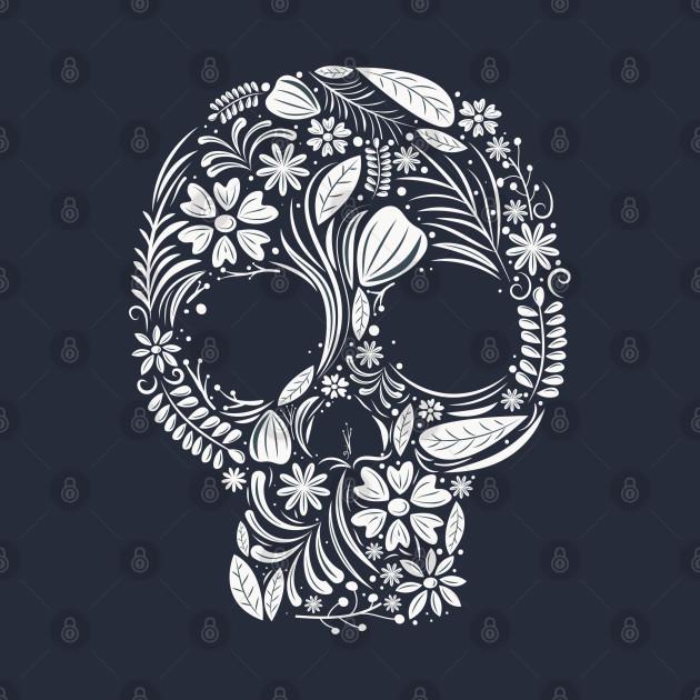 skull natural