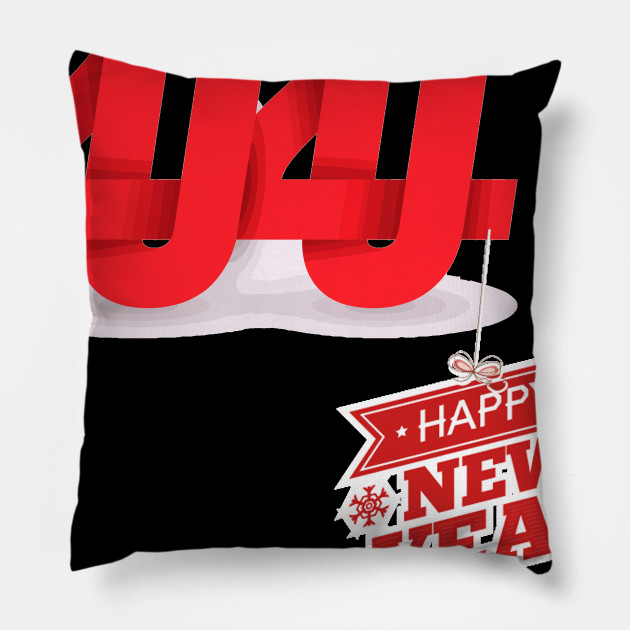 Best Pillow 2020.Happy New Year 2020