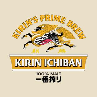 Kirin t-shirts