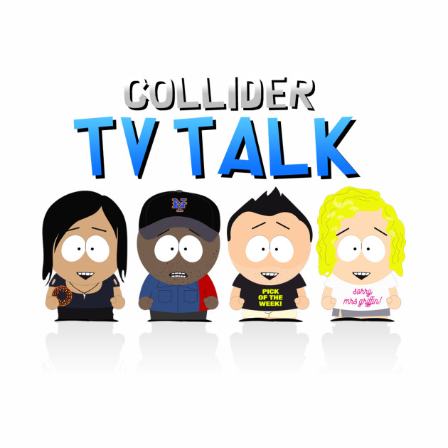 Collider TV Talk Cast - South Park Style
