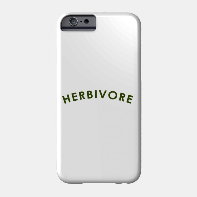 Herbivore - Vegan, Veggies - D3 Designs