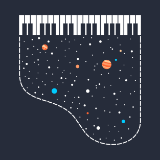 Sound of Space t-shirts