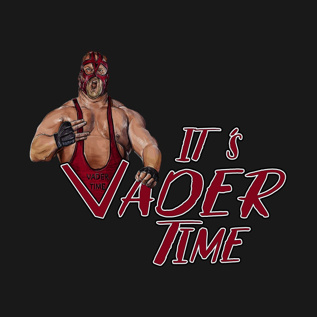 It's Vader Time