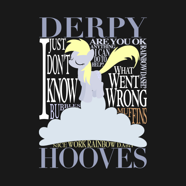 The Many Words of Derpy