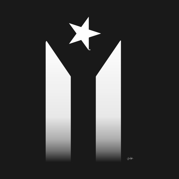 Puerto Rico Protest Flag