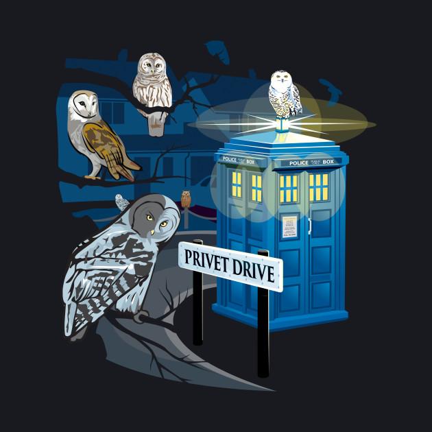 Hedwig Says Who!