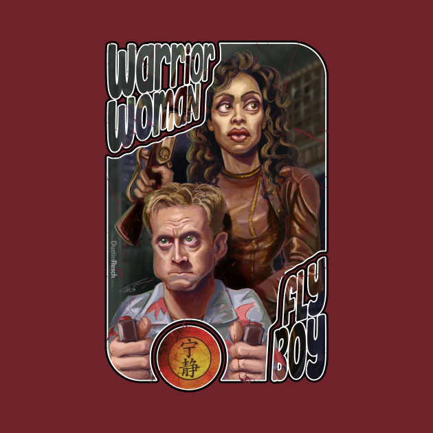 Firefly: Warrior Woman & Fly Boy