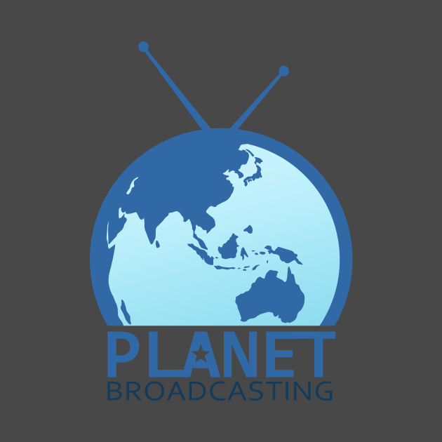 Planet Broadcasting Logo