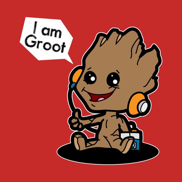 Groovy Groot