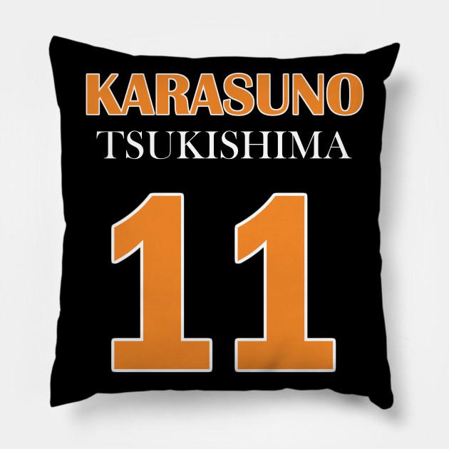 Tsukishima, Number Eleven