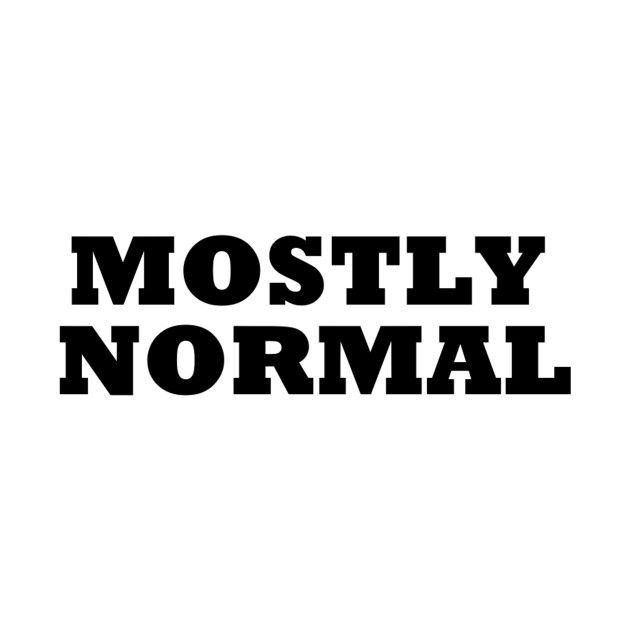 Mostly Normal