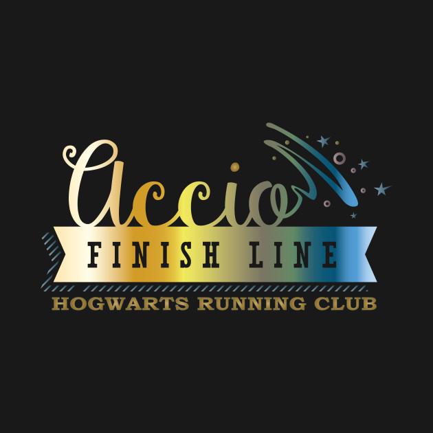 Accio Finish Line!!