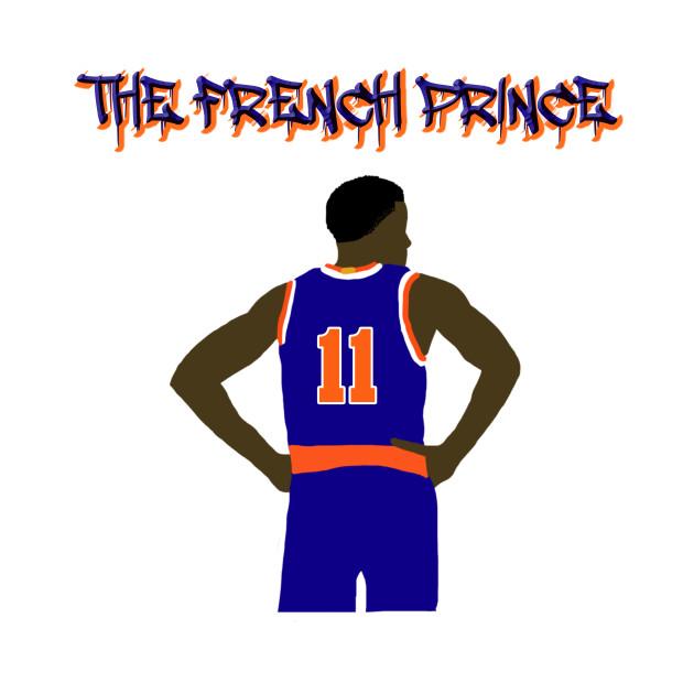 The French Prince - Frank Ntilikina
