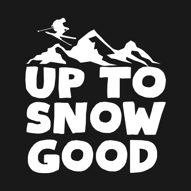 Skiing Winter Sports Gift I Skier Ski Mountains