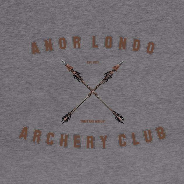 ANOR LONDO - ARCHERY CLUB IV