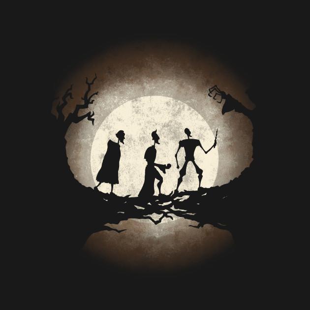 Fairy Tales T Shirt Design