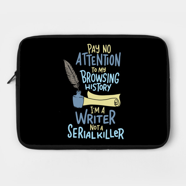 Funny Writing Gift - Storyteller Pay No Attenton