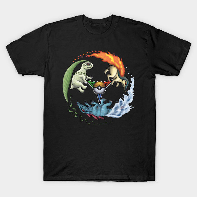 482d6a2f I Choose You! (Johto Edition) - Pokemon - T-Shirt | TeePublic