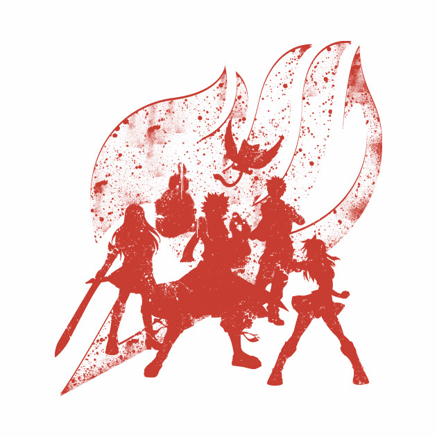 Power guild fairy Tail