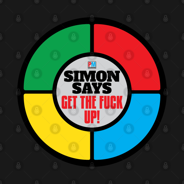 SIMON SAYS....!!