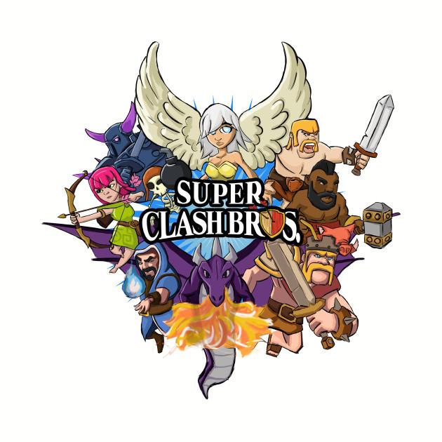 Super Clash Bros