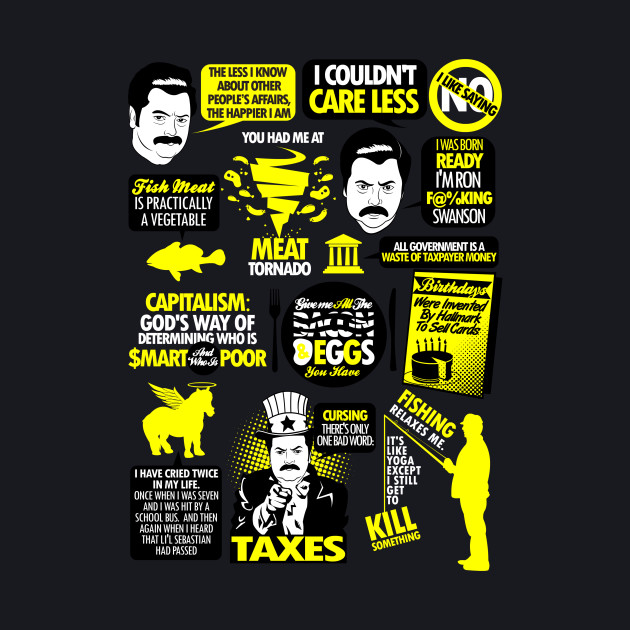 Quotes of a Swanson