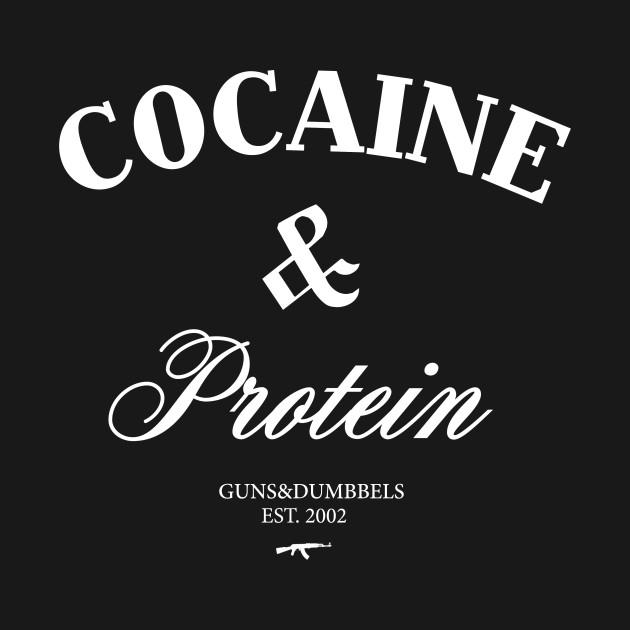 Cocaine & Protein