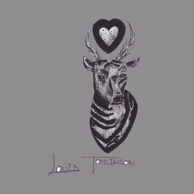 Louis Tomlinson Tattoo