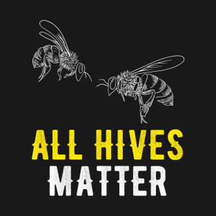 All hives matter