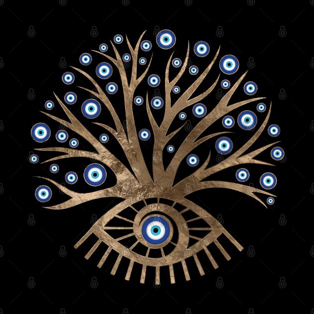 Greek Eye Tree - Mati Mataki - Matiasma