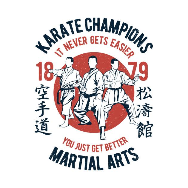 Vintage Martial Arts - 1879 Karate Champions Gift