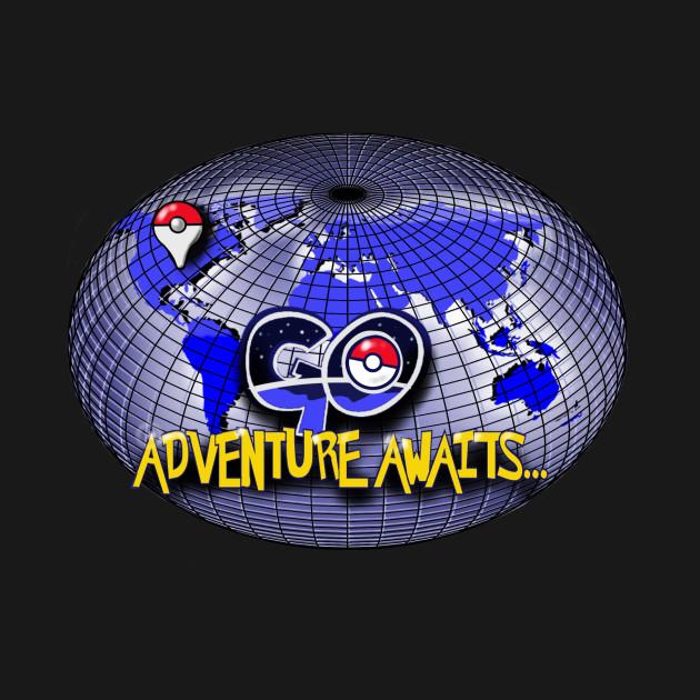 Adventure awaits...