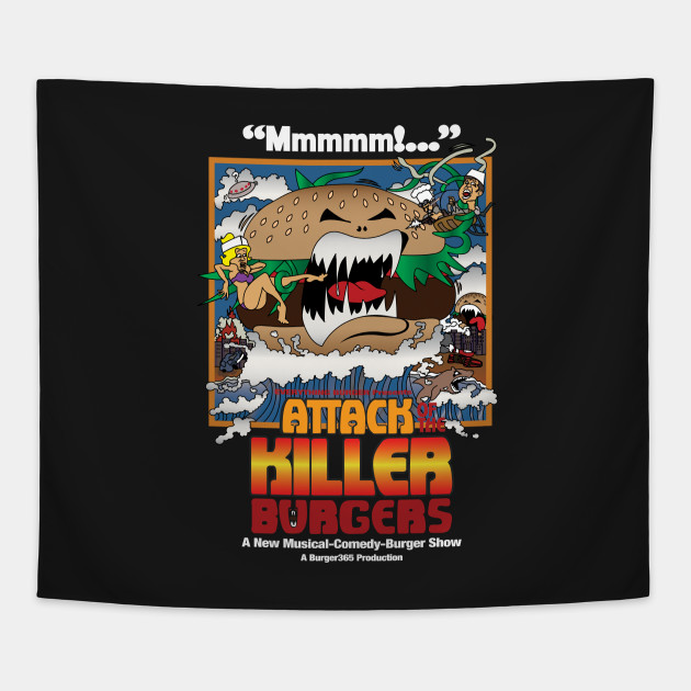 Attack of the Killer Burgers