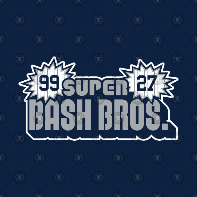 NYY Super Bash Bros - Navy