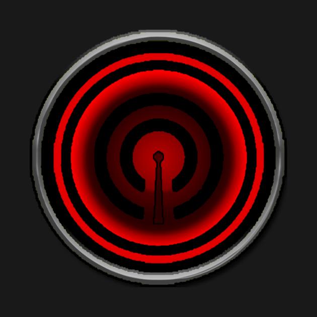 Red Caster Emblem (Radio Sentai Castranger)