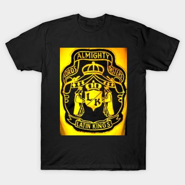 Latin Kings T Shirt Teepublic