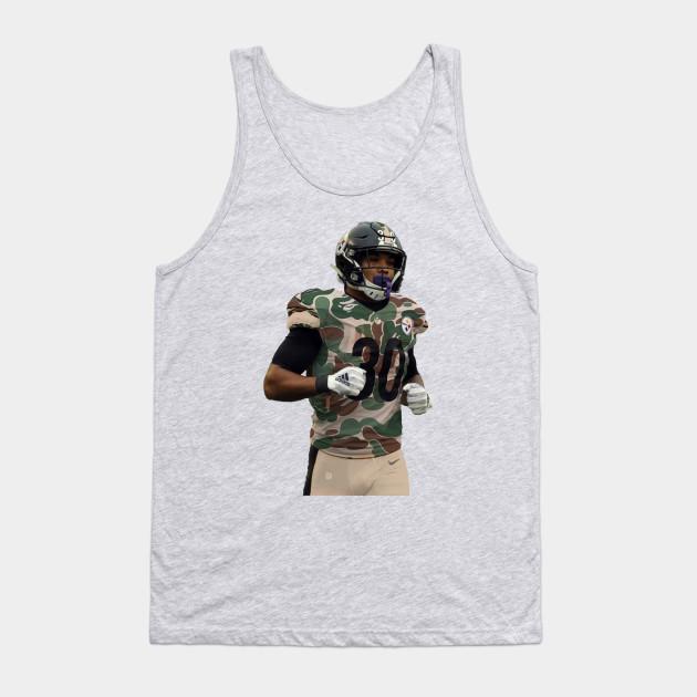 steelers tank top jersey