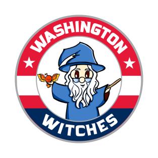 Washington Witches t-shirts
