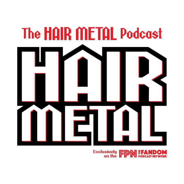 Hair Metal Heavy Black