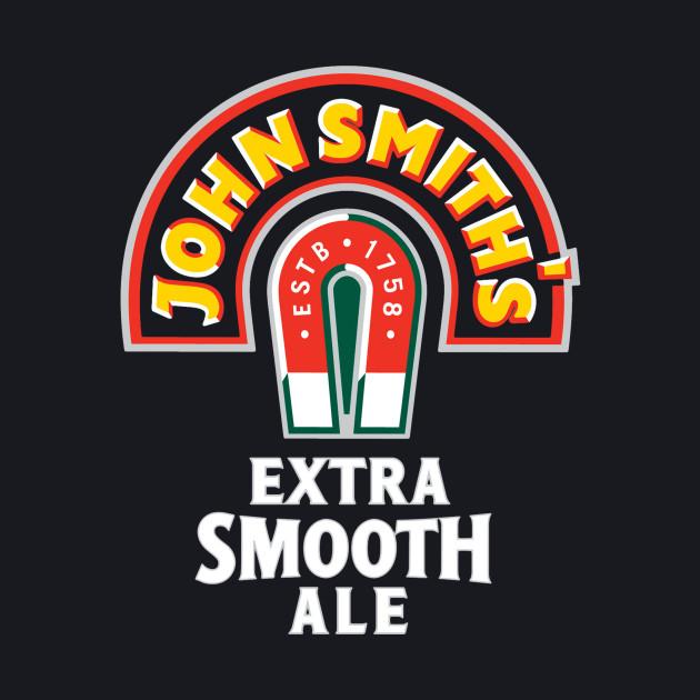 JOHN SMITH'S EXTRA SMOOTH ALE