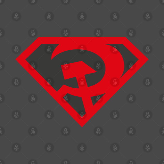 (S) Red son SUPERMAN