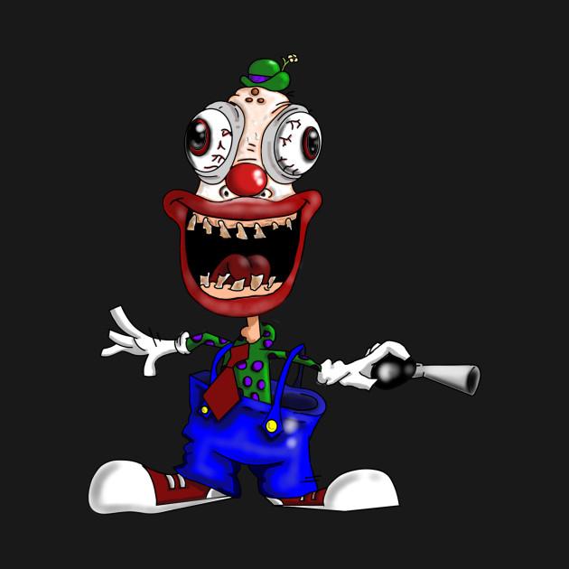 Clown'n around