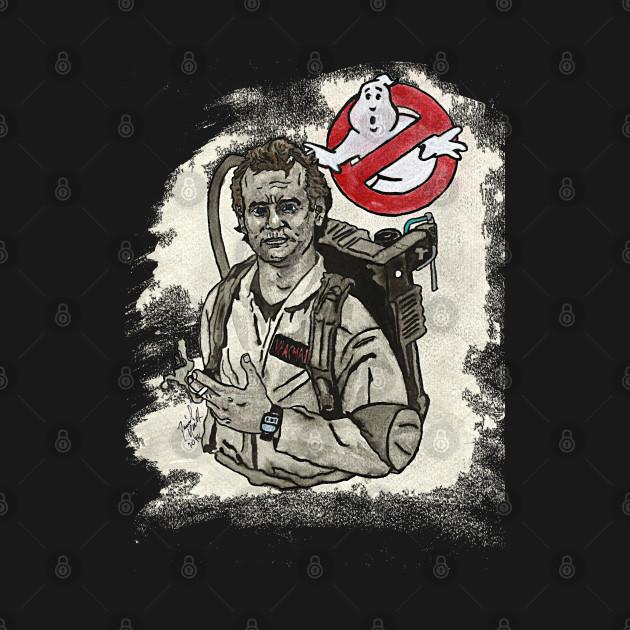 Ghostbusters - Peter Venkman