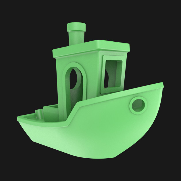 #3DBenchy By Creative Tools